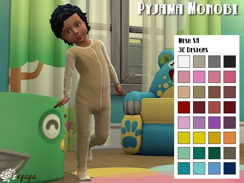 Pyjama monobi