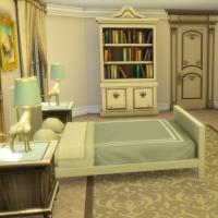 maison victorienne chambre parentale 2