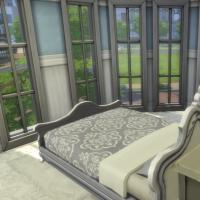 maison victorienne chambre tour 2