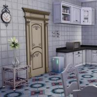 maison victorienne cuisine 1
