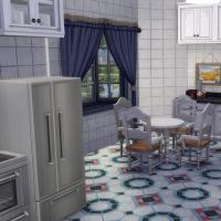 maison victorienne cuisine 2