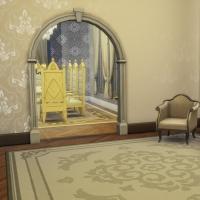 maison victorienne petit salon