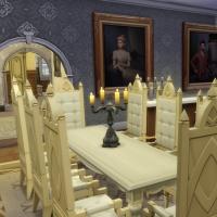 maison victorienne salle à manger 2