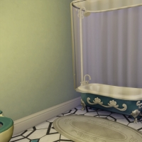 maison victorienne salle de bain chambre parentale