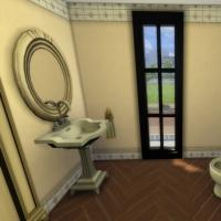 maison victorienne salle de bain chambre tour