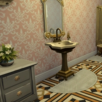 maison victorienne salle de bain rez de chaussée
