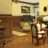 maison victorienne Salon 1