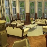 maison victorienne Salon 2