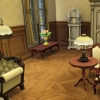 maison victorienne Salon 3