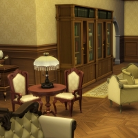 maison victorienne Salon 4