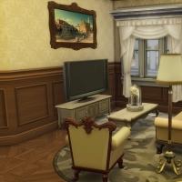 maison victorienne Salon 5