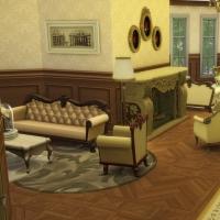 maison victorienne Salon 6