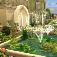 Palais Albina Jardin Avant 2