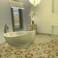 Palais Albina salle de bain deuxième étage 1