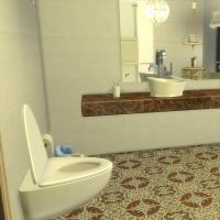 Palais Albina salle de bain deuxième étage 2