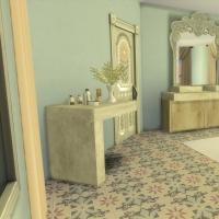 Palais Albina salle de bain premier étage 1