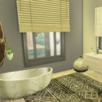 Palais Albina salle de bain rez de chaussée 1