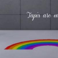 Tapis-arc-en-ciel