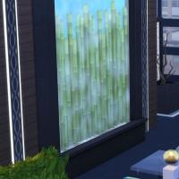 Le café zen - la terrasse couverte