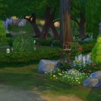 Le parc des délices - l'entrée