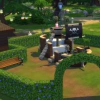 Le parc des délices - l'espace jeux pour enfants