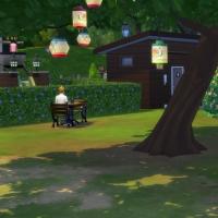 Le parc des délices - les échiquiers
