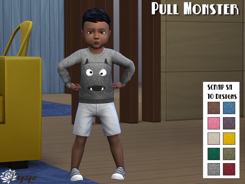 Pull Monster
