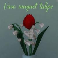 Vase-muguet-tulipe