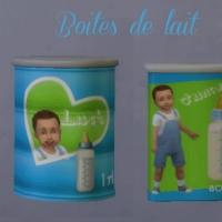 Boites-de-lait