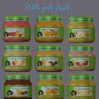 Petits-pots-fruits