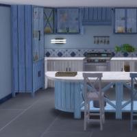 Modèle-bleu-clair
