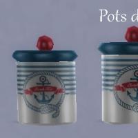 Pots-décorés