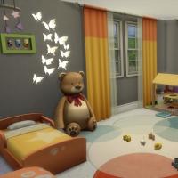 Chambre bambin vue 3