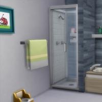 Salle de bains enfant vue 2