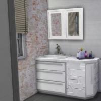 Salle de bains parent vue 1