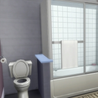 Salle de bains parent vue 2