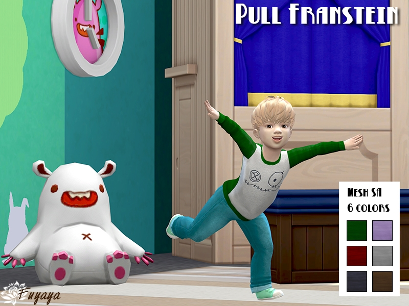 Pull Franstein