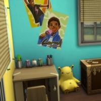 L'Estivale - chambre enfant - vue 2