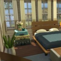L'Estivale - chambre parentale - vue 1