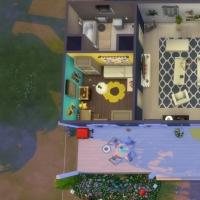 L'Estivale - plan de la maison