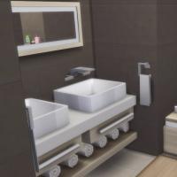 L'Estivale - salle de bain - vue 1
