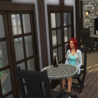 Le café du vieux lavoir - la salle - vue 1
