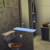 Salle de bains de la chambre 1 vue 1