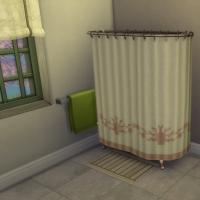 Salle de bains des enfants vue 2