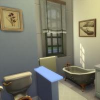 Salle de bains parent