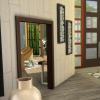 Kazoku  Sas Entr�e salon 2