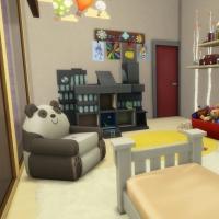Kazoku Chambre bambin 2