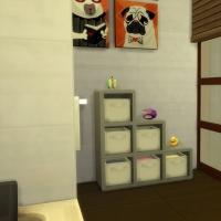 Kazoku Chambre bambin Salle de bain 1