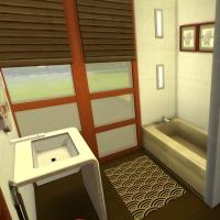 Kazoku Chambre bambin Salle de bain 3