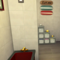 Kazoku Chambre enfant Salle de bain 1